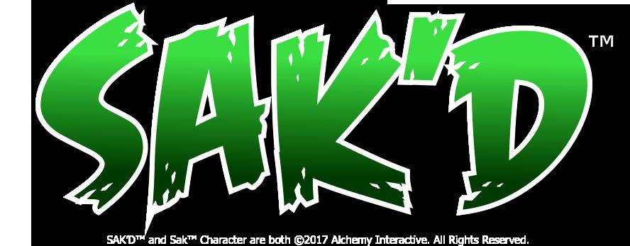 SAK'D Logo